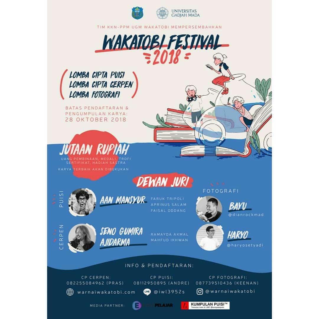 Wakatobi Festival 2018 UGM
