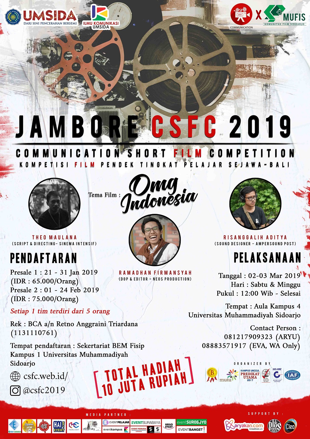 Jambore Communication Short Film Competition 2019