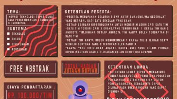 Soedirman Paper Competition 2019